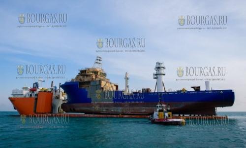 В Варне построят корабль стоимостью $1,5 млрд.
