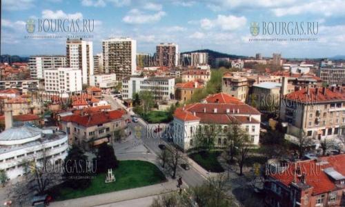 В Ямболе проведут реконструкцию центра города