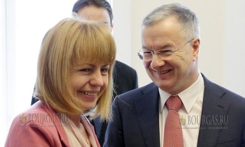 13 февраля 2017 года, в Софии встретились мэр столицы Болгарии - Йорданка Фандъкова и председатель муниципального совета Вены - Томас Райндл