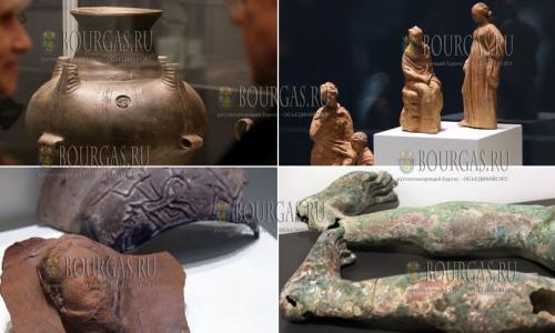 14 февраля 2017 года, Музей при Национальном археологическом институте, в День археолога открылась выставка - Болгарская археология 2016