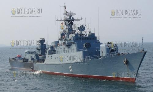 3 февраля 2017 года, фрегат Смелый представит болгарские ВМС на совместных международных учениях - Sea Shield 2017