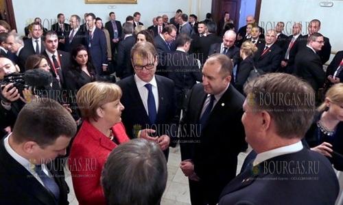 3 февраля 2017 года, Мальта, президент Болгарии, Румен Радев - на неформальной встрече Европейского Совета, Президент Болгарии Румен Радев