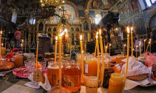 Сегодня в Болгарии В Болгарии вспоминали Святого Харалампия