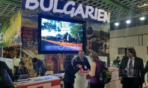 Бургас примет участие в нескольких международных туристических выставках