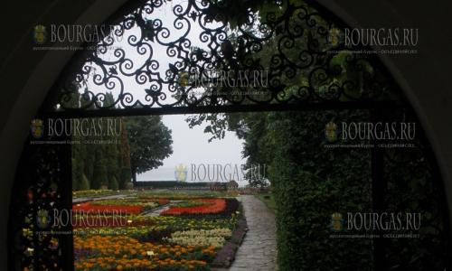 Дворец в Балчике получил приз в номинации - Развитие культурного туризма