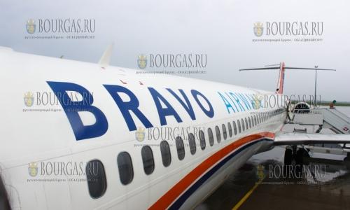 Кривой Рог и Бургас соединит в пляжный сезон чартерный рейс