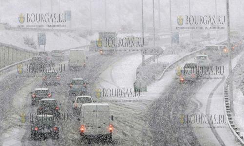 Трасса Бургас-Варна в Болгарии самая аварийно-опасная
