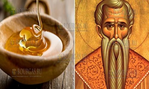 В Болгарии вспоминают Святого Харалампия