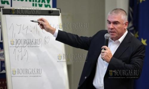 Веселин Марешки, цены на бензин и дизтопливо в Болгарии могут подрасти в текущем году до 2,5 лева за литр
