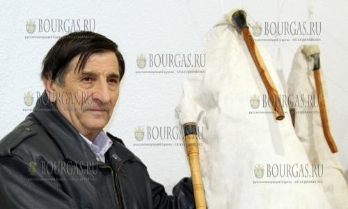 11 марта 2017 года, Смолян, здесь ни один год работает Христо Топчиев, который делает отменные волынки, а также экспериментальные музыкальные инструменты