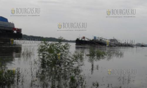 13 марта 2017 года, болгарской части Дуная затопило сразу 4 болгарских острова