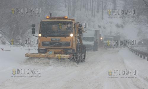 13 марта 2017 года, Шипка, сегодня сюда вернулась зима, а с ней пришли и снегопады