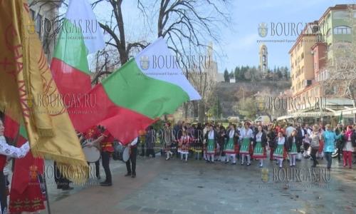 18 марта 2017 года, Хасково, в 4-й раз здесь проходит фестиваль танцев - Хайдушка софра