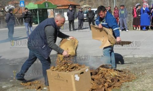 2 марта 2017 года, производители табака в Болгарии протестуют, т к до сих пор не получили средства за табак, проданный еще в 2016 году