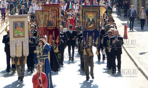 22 марта 2017 года, Велико Тырново, здесь отпраздновали, как и всегда в этот день - День города