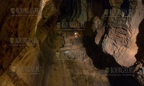 7 марта 2017 года, Колкина пещера - самая глубокая в Болгарии - более 408 метров