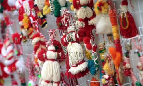 Болгарские мартеницы купить в Болгарии не так то и просто