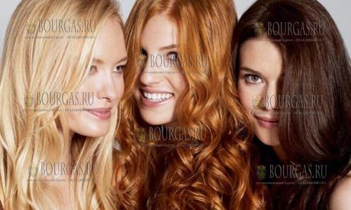 Число блондинок в Болгарии сокращается