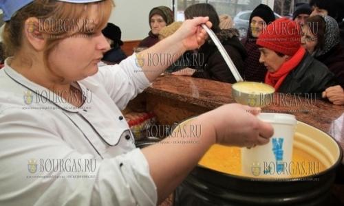 В Болгарии ежегодно выбрасывают тысячи тонн продовольствия