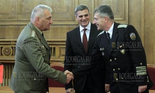 В Болгарии новый главнокомандующий вооруженными силами