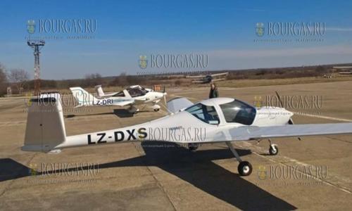 Муниципальный аэропорт в Болгарии принял первые самолеты