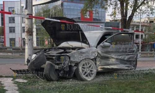 17 апреля 2017 года, в Шумене произошло ДТП, в результате которого госпитализирован один человек