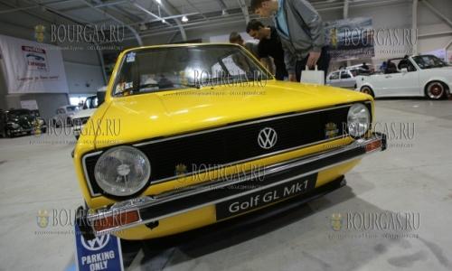 2 апреля 2017 года, София, здесь стартовал 7-й Volkswagen Club Fest