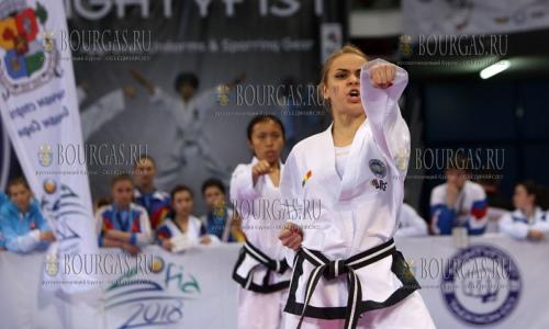 20 апреля 2017 года, София, в зале Арена Армеец стартовал Чемпионат Европы по тхэквондо