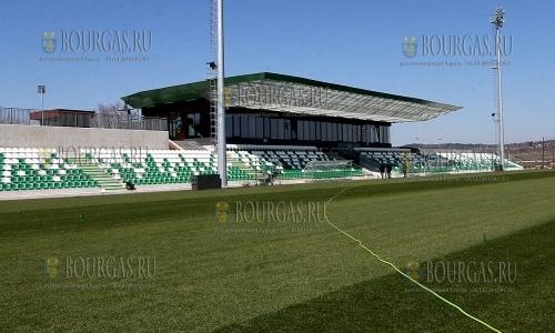 6 апреля 2017 года, Разград, футбольный клуб Лудогорец теперь имеет одну из лучших учебно-тренировочных баз во всей Юго-Восточной Европе