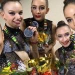 Болгарские гимнастки выиграли 6 медалей на этапе кубка Мира в Ташкенте