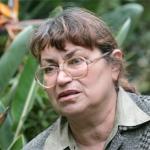 директор Софийского ботанического сада, Антоанета Петрова
