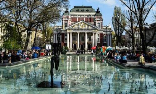 Фонтаны в Софии заработают со дня на день