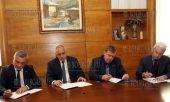 ГЕРБ и Объединенные патриоты смогли договорится по всем вопросам и подписали коалиционное соглашение