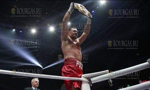 Кубрат Пулев победил Кевина Джонсона и уже в следующем бою может сразится с Владимиром Кличко