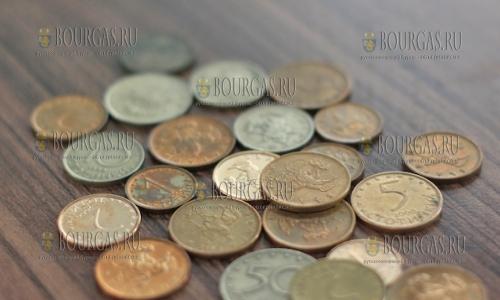 Монеты 1 и 2 стотинки в Болгарии выведут из обращения?