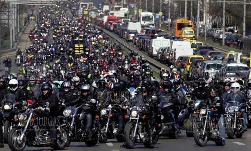Мотоциклисты в Болгарии открыли мотосезон 2017