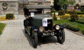 Парад ретро автомобилей в Сливене 2017 - самый старый авто марки Джаует 1927 года выпуска