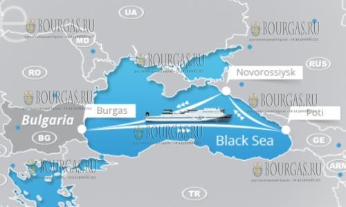 Паром Дружба в Болгарии продали
