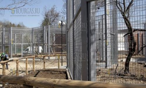 Зоопарк в Софии реконструируют по евро-стандартам