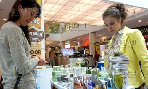 12 мая 2017 года, Варна, в одном из торговых центров начался фестиваль здоровья и красоты