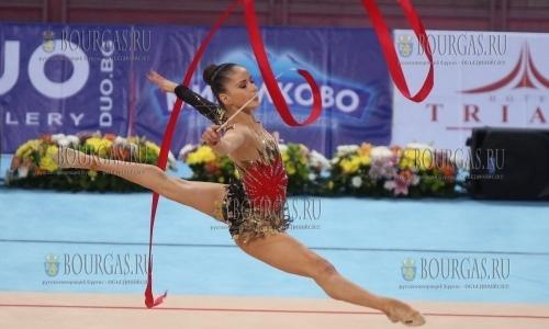 6 мая 2017 года, Арена Армеец - София, Невяна Владинова завоевала золото на этапе Кубка Мира по художественной гимнастике