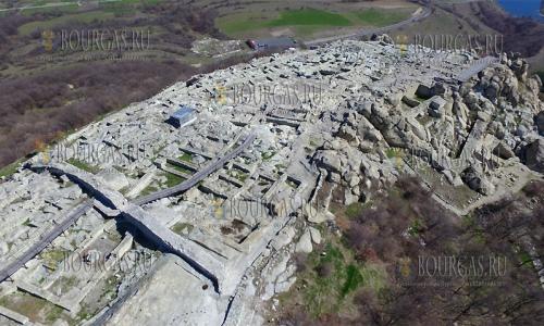 археологи Болгарии будут работать в районе древнего наскального города-крепости Перперикон