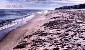 Болгария пляж Кара Дере