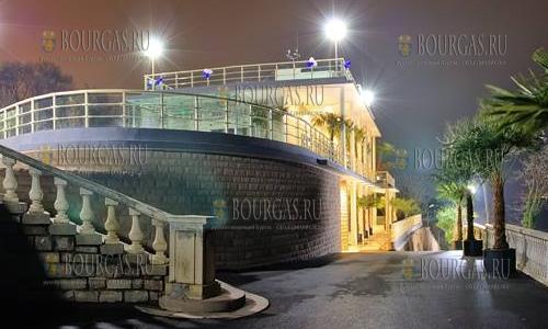 Культурный центр Морское казино в Бургасе