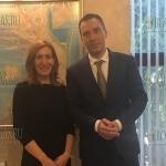 Николина Ангелкова и Димитр Николов обсудили перспективы предстоящего туристического сезона