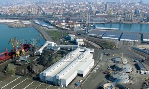 морской порт Бургаса