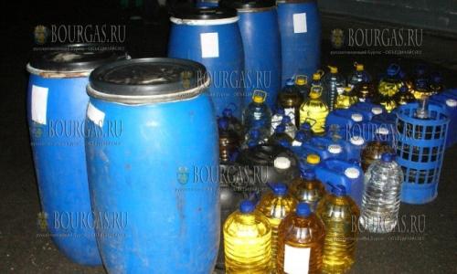 На старте пляжного сезона в Поморие задержали пол тонны контрафактного алкоголя