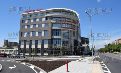 Новая глазная клиника в Бургасе