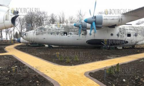 Новый туристический объект - интерактивный музей авиации в Бургасе