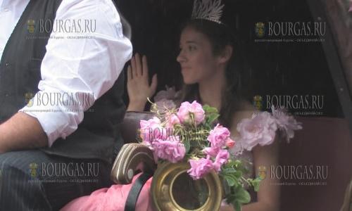 Фестиваль Розы в Карлово